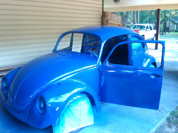 Easy how to paint a car pro your self home spray hvlp instruction first time i ever painted a car it was a lot of work but worth it charles haymake houston tx solutioingenieria Gallery