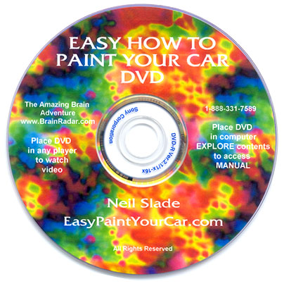 Easy how to paint a car pro your self home spray hvlp instruction easy how to paint a car pro your self home spray hvlp instruction how to automotive repair refinish neil slade solutioingenieria Images
